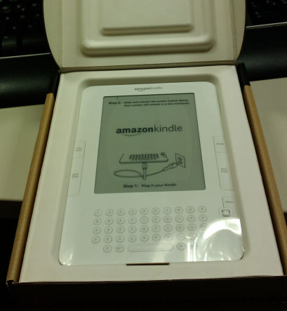 Amazon Kindle 6'